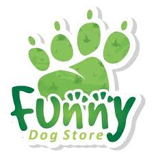 funny dog store